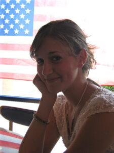 2005: High school - how patriotic!